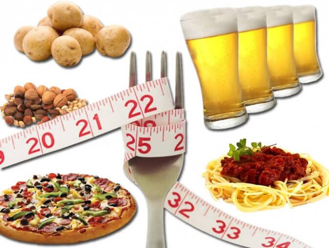 Qu comida engorda - Alimentos que engordan por la noche ...
