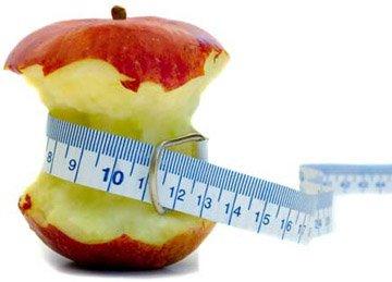 bajar de peso en menos de 1 mes