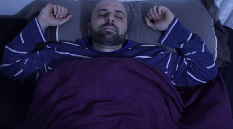 dormir placidamente