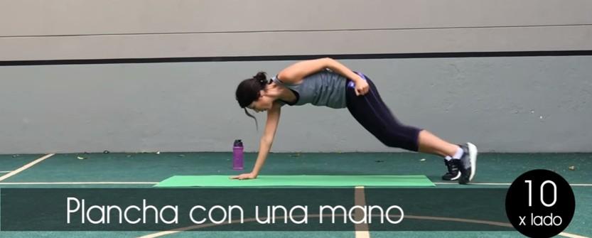 ejercicios para triceps en casa mujeres