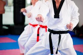 crecer con artes marciales