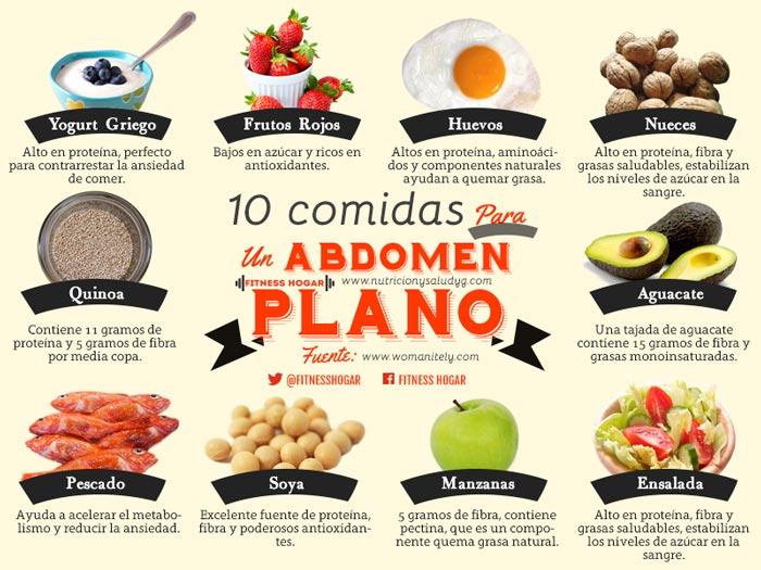 abdomen-plano-10-comidas-para-conseguirlo