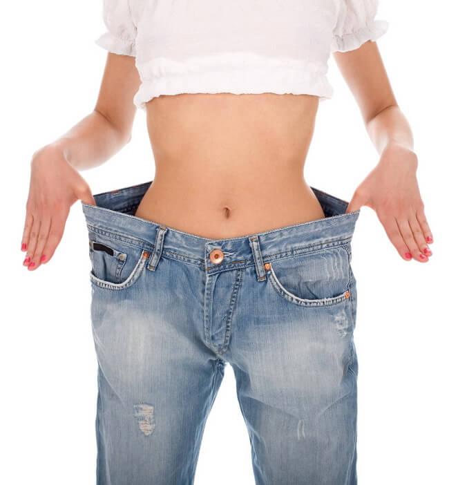 eliminar peso rapido