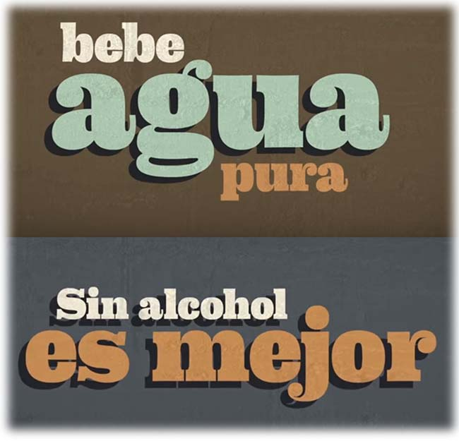 no bebas alcohol
