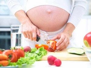 dieta embarazo 2