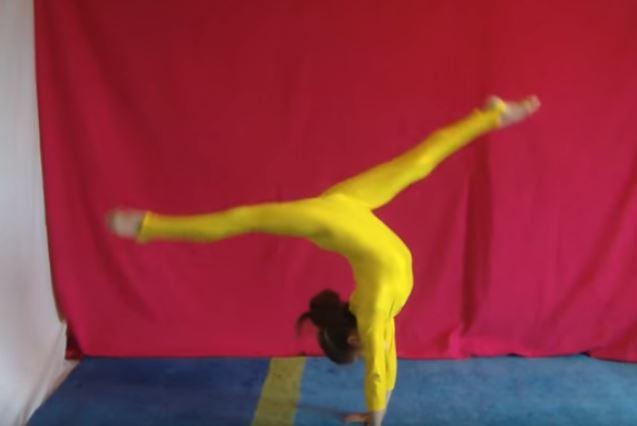flexibilidad en piernas