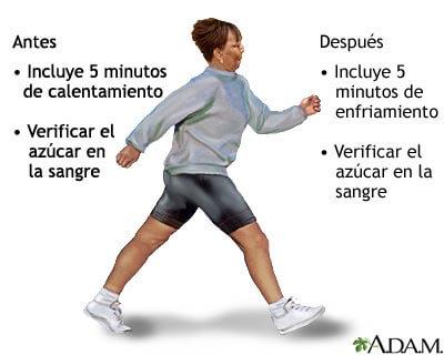 Alimentación y ejercicios para diabéticos4