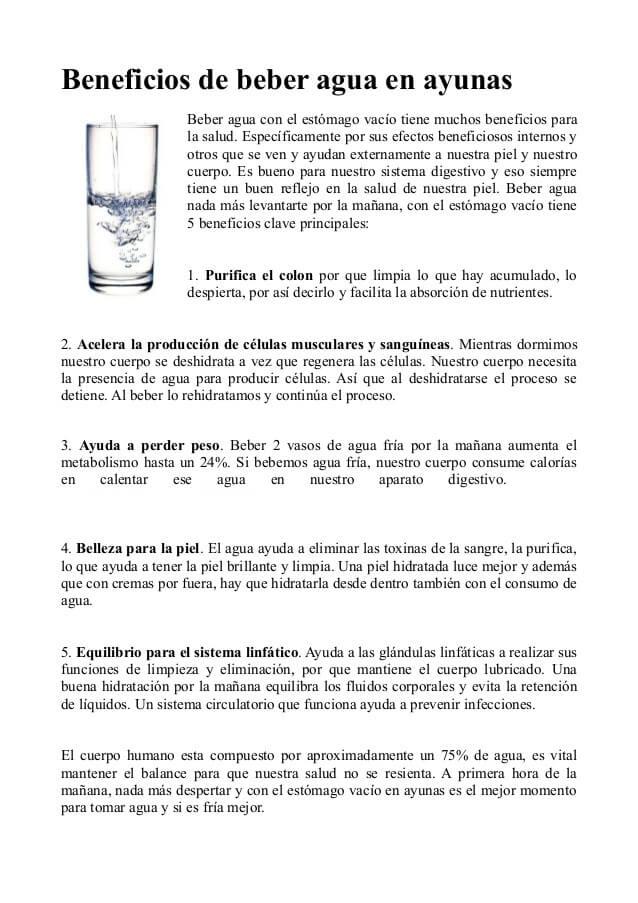 desintoxicarse con agua2
