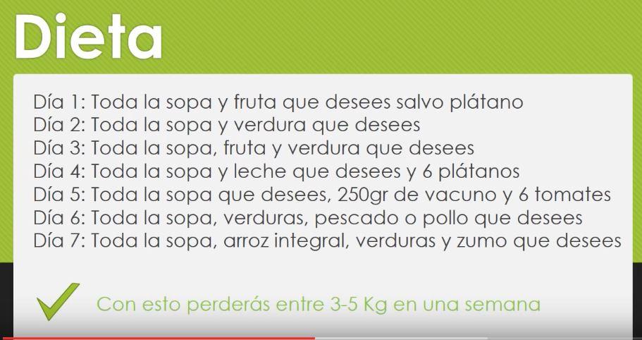 dieta sopa de cebollla