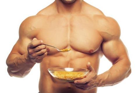 alimentacion para ganar musculo