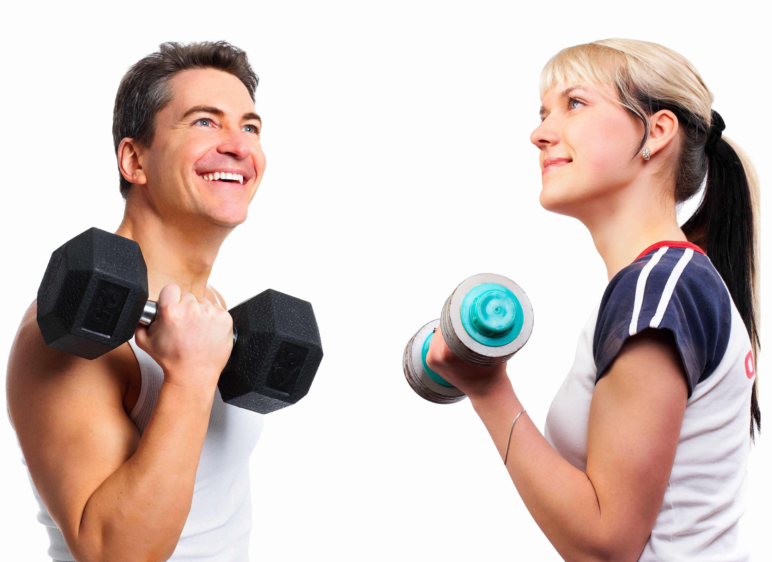ejercicios para gimnasio